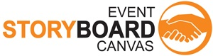 Event story board canvas