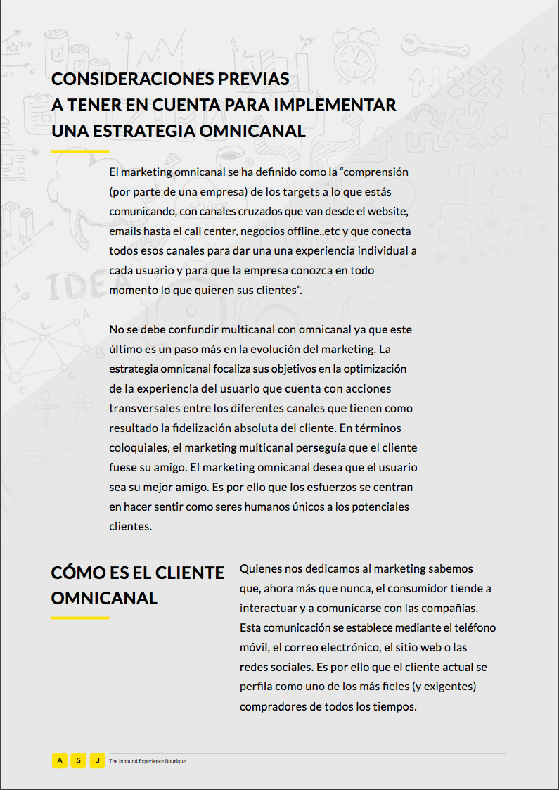 omnichannel aplicado al inbound marketing