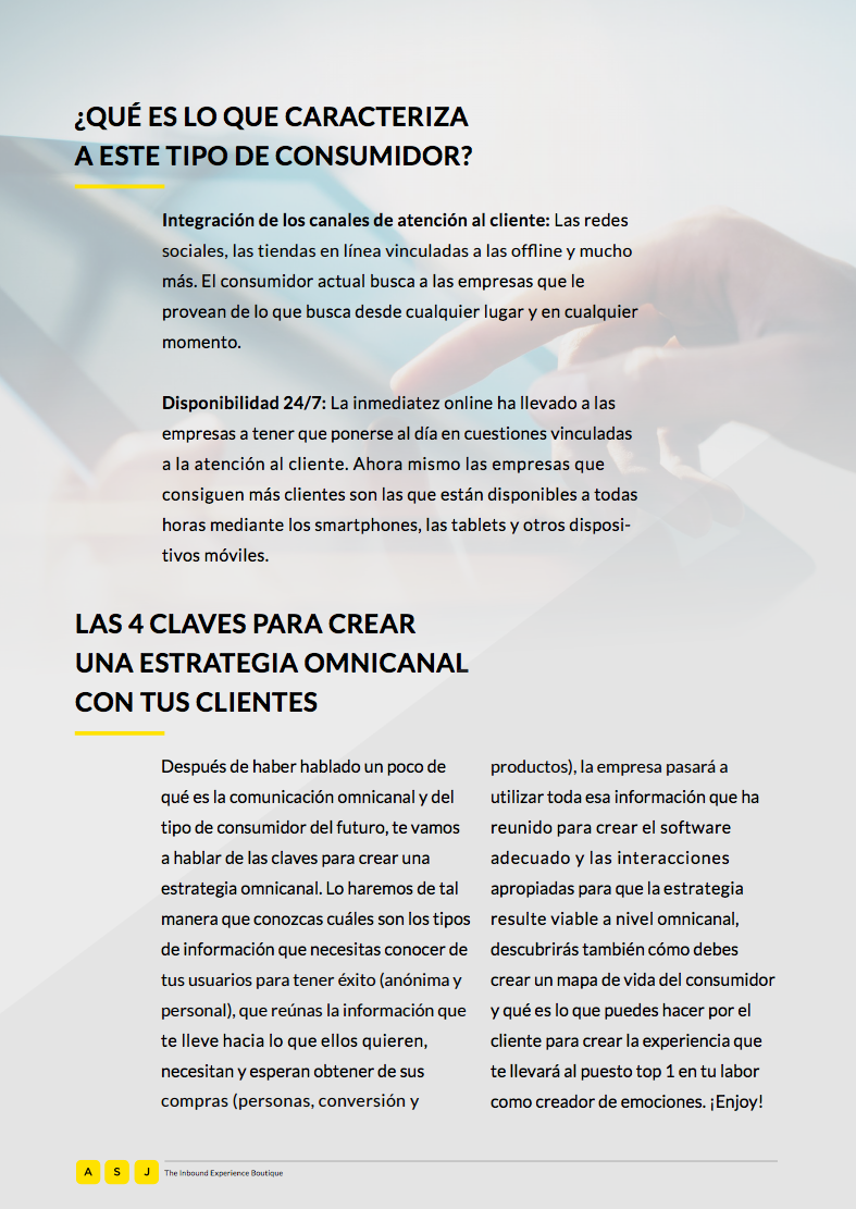 omnicanal inbound marketing