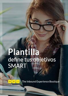 Plantilla define tus objetivos smart