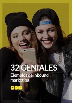 32 geniales ejemplos de inbound marketing