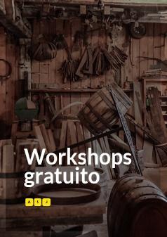 Workshops gratuito