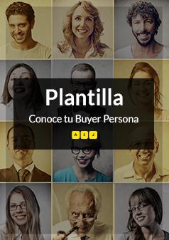La plantilla definitiva para crear a tu buyer persona