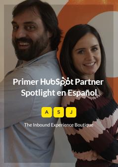 Primer HubSpot Partner Spotlight en Español