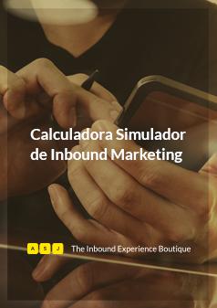 Calculadora Simulador de Inbound Marketing